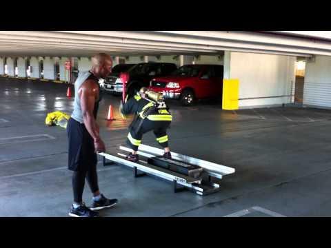 FireFighter Combat Challenge Training