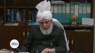 "Huzoor's first reaction to Prophecy: ""O Masroor, I am with You!"""