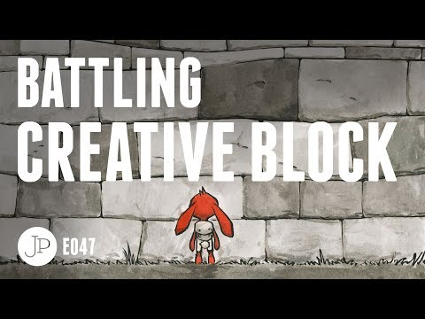 Battling Creative Block