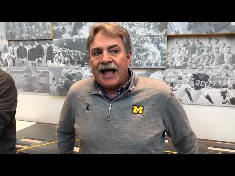 MUST WATCH: Don Brown on Michigan's defense through 5 games