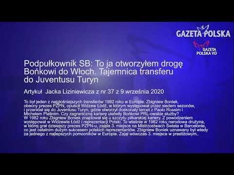 Artykuł z nr 37 Gazety Polskiej, Podpułkownik SB: To ja otworzyłem drogę Bońkowi do Włoch