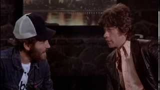 levon helm and robbie robertson on nyc