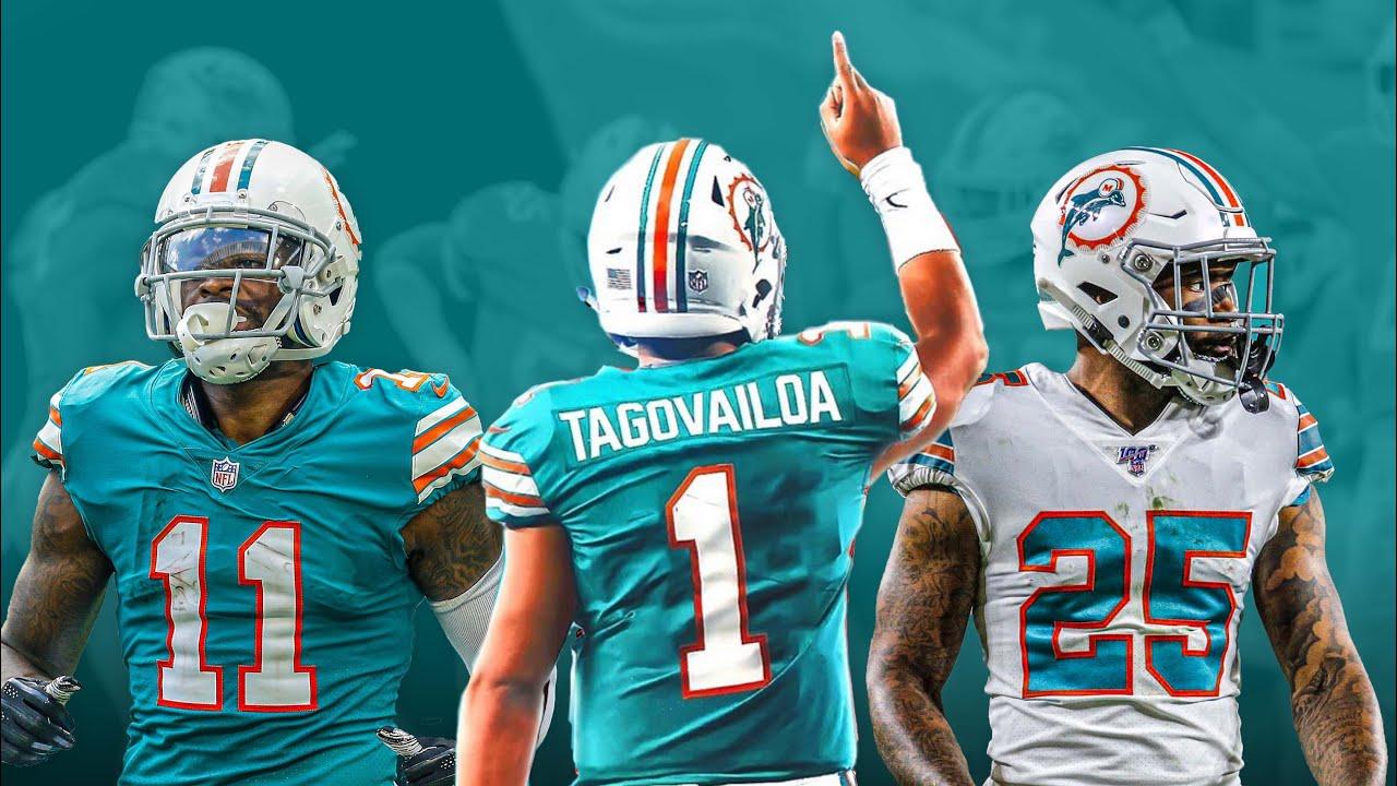 Miami Dolphins Aufstellung