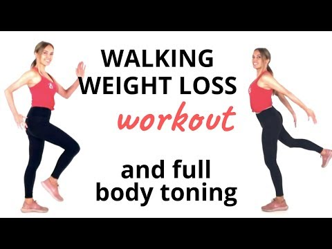 AT HOME INDOOR WALKING WORKOUT & FULL BODY WALKING EXERCISES FOR WEIGHT LOSS Lucy Wyndham-Read