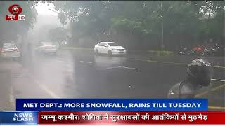 Weather takes a U-turn in Delhi and NCR