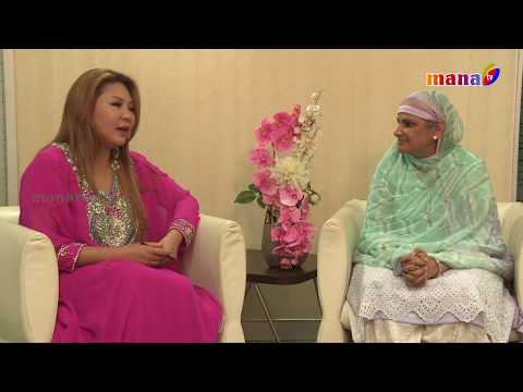 Princess Maria Amore visit to sant Nirankari Mission || New Delhi || INDIA