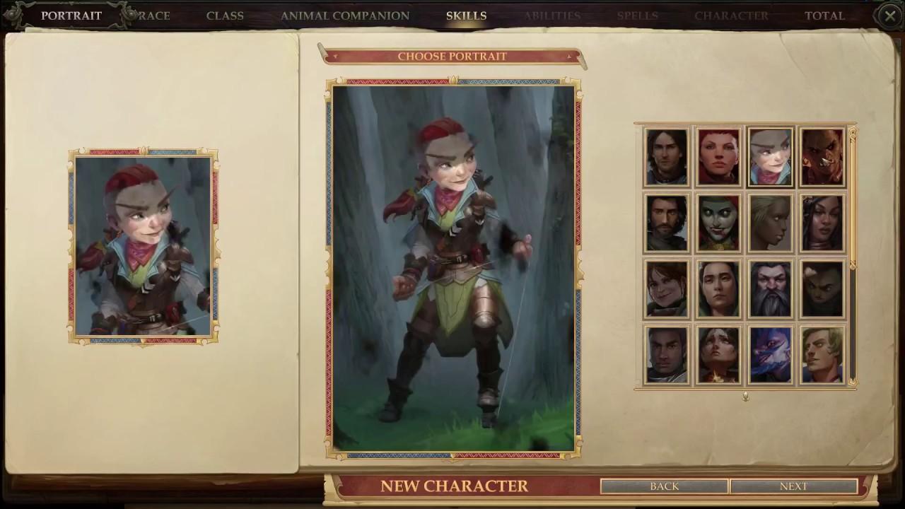 Pathfinder Kingmaker: Episode 1 - New Beginnings
