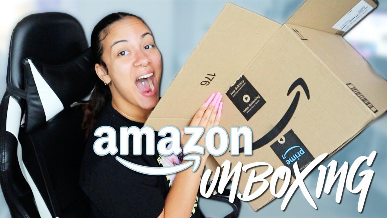 Random Amazon Unboxing ($200 Worth 🤯)