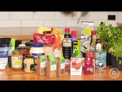 Al Brown's Go To Pantry Items