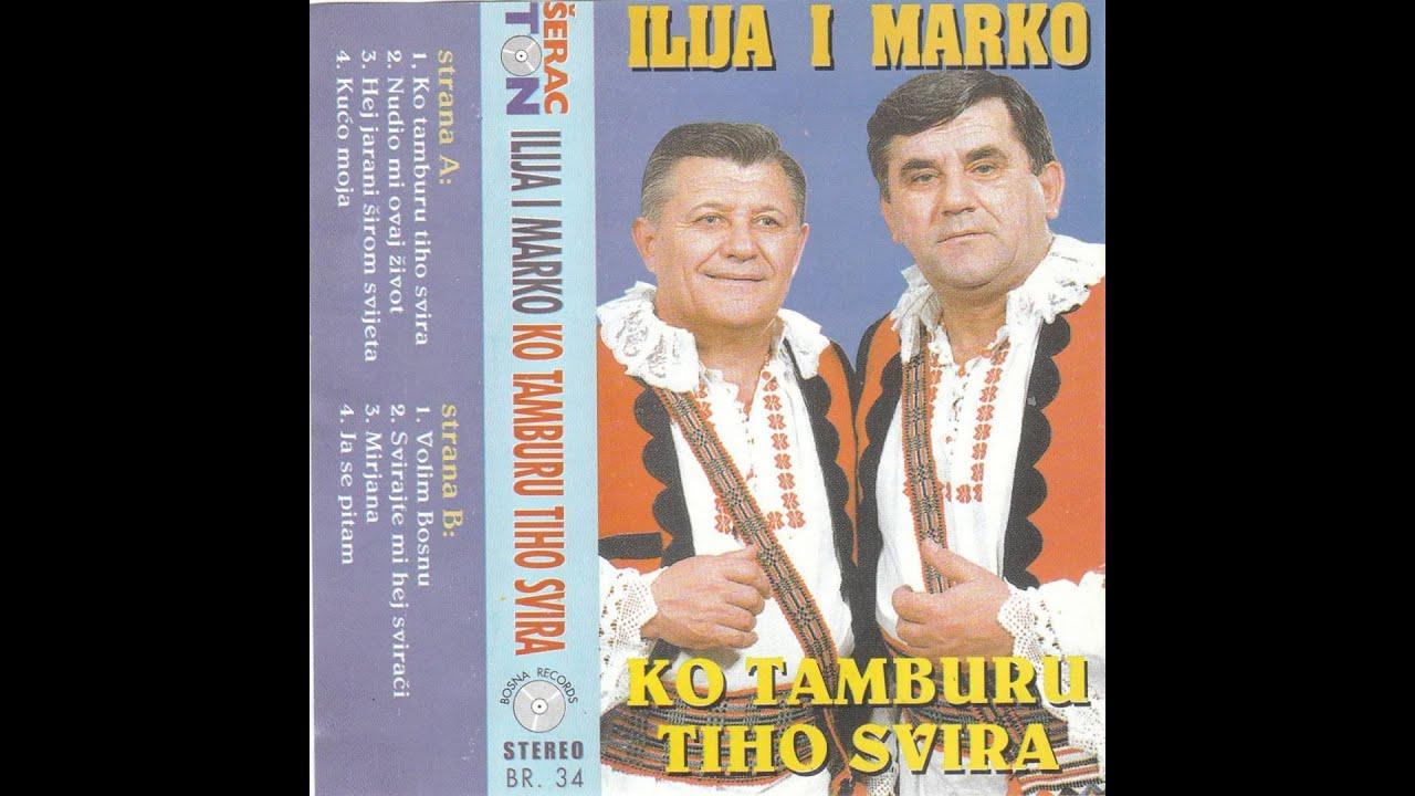 Braca Begic: Volim Bosnu (Audio)