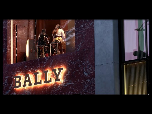 Bally Beverly Hills DKMS Event