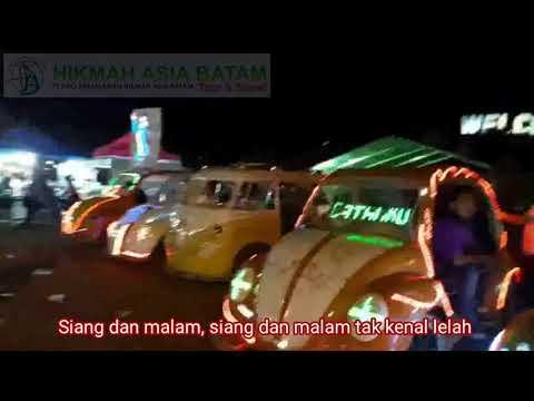 Wisata Malam Di Kota Batam   Lirik Lagu Zapin Batam