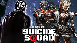 ROCKSTEADY SUICIDE SQUAD GAME REVEALED! (REACTION)
