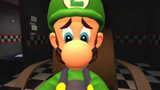 Repeat youtube video Luigi's Night at Freddy's