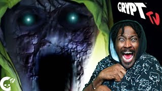 MOVIE NIGHT #17 | Do Not Watch Alone Crypt TV REACTION