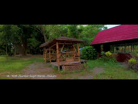 21/08/2021 - Try Cinematic with normal quad drone in Wisata Sumber Sugih Waras