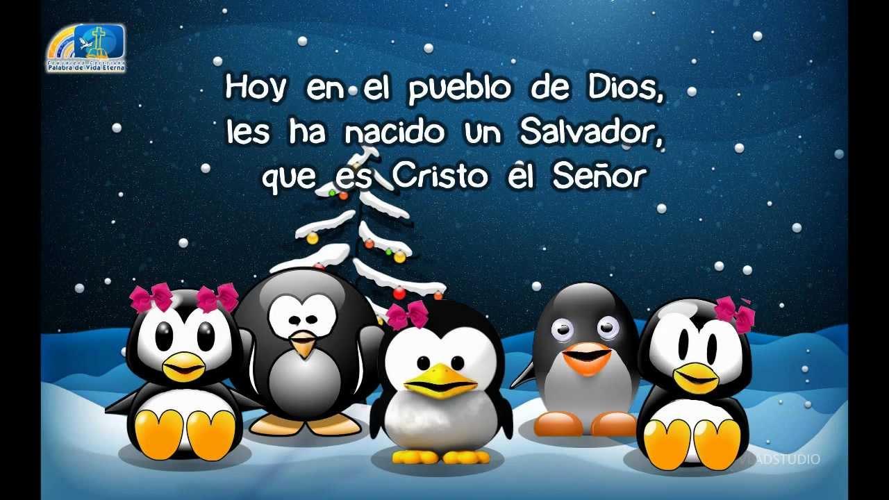 Tarjeta animada de navidad navidad de jes s youtube - Tarjetas navidenas cristianas ...
