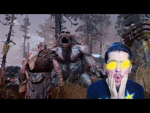 Qenk reacciona al nuevo trailer de God of War - E3 2017 - #PseudoanalistasE3