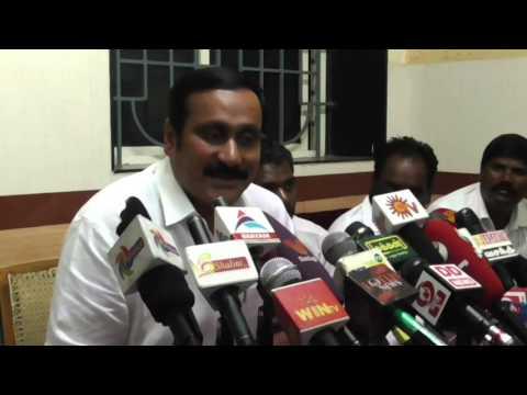 Ennama ippadi Panreengale ma Anbumani Ramadoss Teasing DMK & AIADMK Campaign
