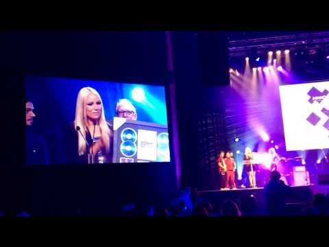 MusicOz 2013 - Australian Independent Music Awards : Silver Cities