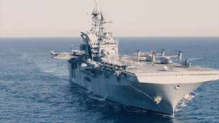 The U.S. Navy to forward deploy USS America, USS New Orleans to Japan