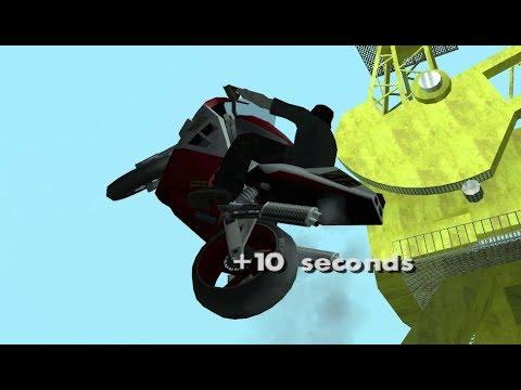 GTA - Minimal Skills - San Andreas - NRG-500 Challenge - completed with zero Bike Skill