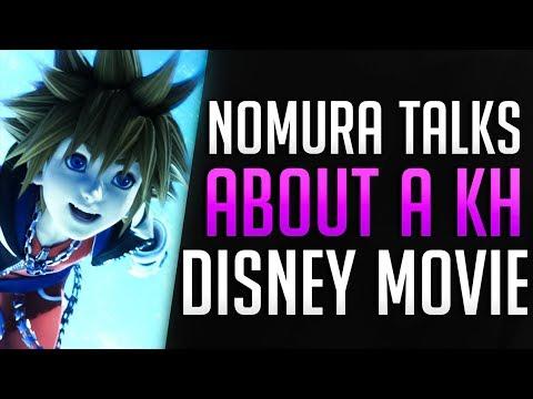 Will Sora, Riku, & Kairi Appear In A Disney Movie? Kingdom Hearts 1 Ultimania - News