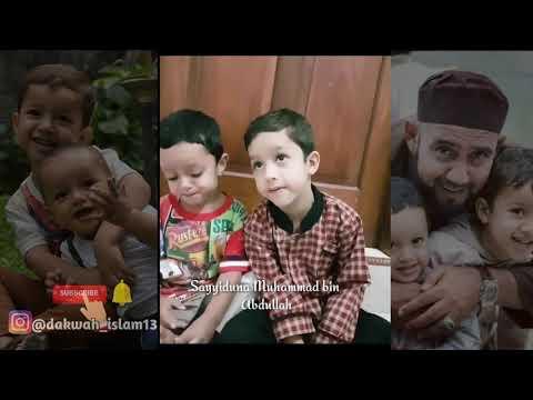 Trending Viral Habibsyech Gemesin Dik Abdurrahman Assegaf Duet Shalawat Muhammad Hadi