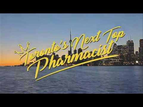 Toronto's Next Top Pharmacist 2018