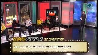 Titadyn  Antonio Iglesias 2  11 M  Intereconomía TV  03 12 2011