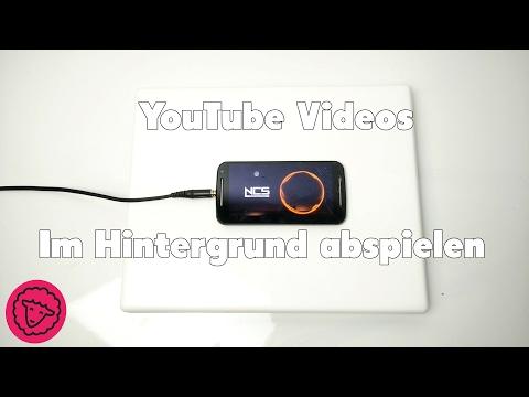 YouTube Videos im Hintergrund abspielen! [Android-Tutorial]