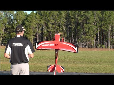 Michael Wargo Flies the Ultimate AMR 60 by Precision Aerobatics Mp3