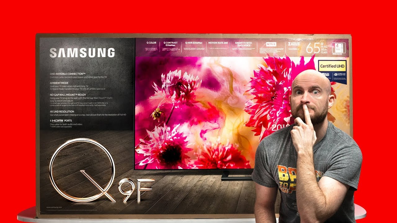 (1 Week Later) Owning the Samsung Q9FN / Q9 QLED HDR TV -- Review & Thoughts