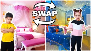 We Have To SWITCH ROOMS!! *Unexpected* | Jancy Family