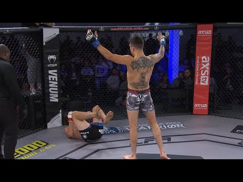LFA 54: Rosalez vs. Seixas Finish