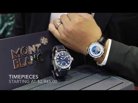 MONT BLANC Timepieces