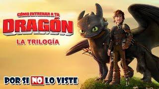 Como entrenar a tu dragon 1 pelicula completa en español youtube