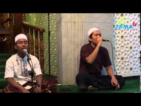 Sholawat Dustur - Reza & Wildan (Remaja Alhurriyah)