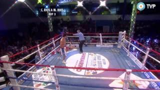 Boxeo en TVP - Los mejores KO del 2015
