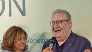 Venezia 76 - premio a vincenzo mollica