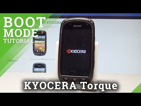 How to Boot into Recovery Mode in KYOCERA Torque |HardReset