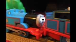 THOMAS THE RAILWAY SERI AND THOMAS THE TRACKMASTER SHOWCROSSOVER PART 2