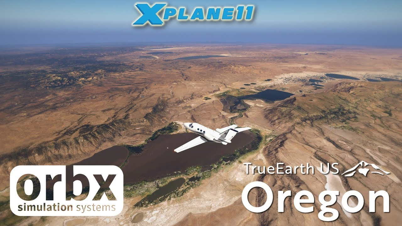 Orbx releases TrueEarth Oregon for X-Plane 11 – Stormbirds