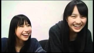 ももいろクローバーZ 百田夏菜子&玉井詩織のTalk-Part01。2011年4月UST...