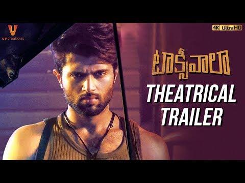 Taxiwaala Theatrical Trailer 4K   Vijay Deverakonda   Priyanka Jawalkar   Malavika   UV Creations