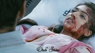 Kanave kanave heart melting song mix raja rani accident scene😔