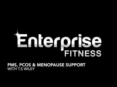 PMS, PCOS & Menopause Support | Mark chats with T.S Wiley