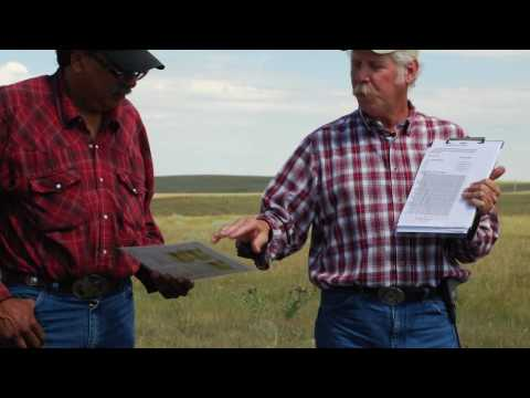 NRCS Helps Fort Peck Reservation with Grazing Management Project