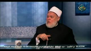 بالفيديو.. علي جمعة يوضح آداب الوقوف أمام قبر النبي