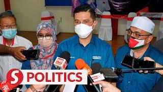 Melaka Polls: Perikatan's election machinery is ready, can't wait for Umno, says Azmin